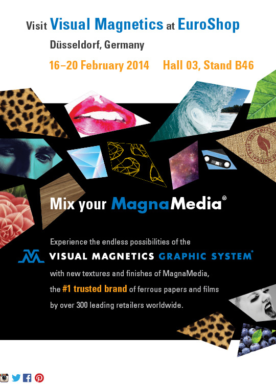 Visual Magnetics Euroshop 2014
