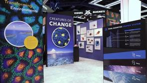 Creatures of Change: Visual Magnetics for Museum Exhibit Design